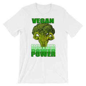 """Vegan Power"" T-Shirt - vegan-styles"