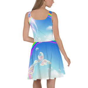 Skater Dress - vegan-styles