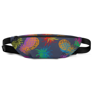 '' Pineapples'' Fanny Pack - vegan-styles