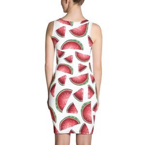 Sublimation Cut & Sew Dress - vegan-styles