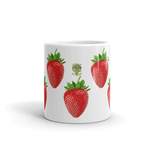 "Vegan-Styles ""Strawberry"" Mug - vegan-styles"