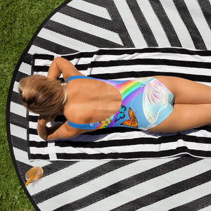 One-Piece Swimsuit - vegan-styles