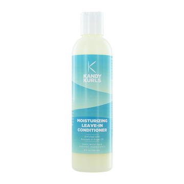 MOISTURIZING LEAVE-IN CONDITIONER (8OZ)