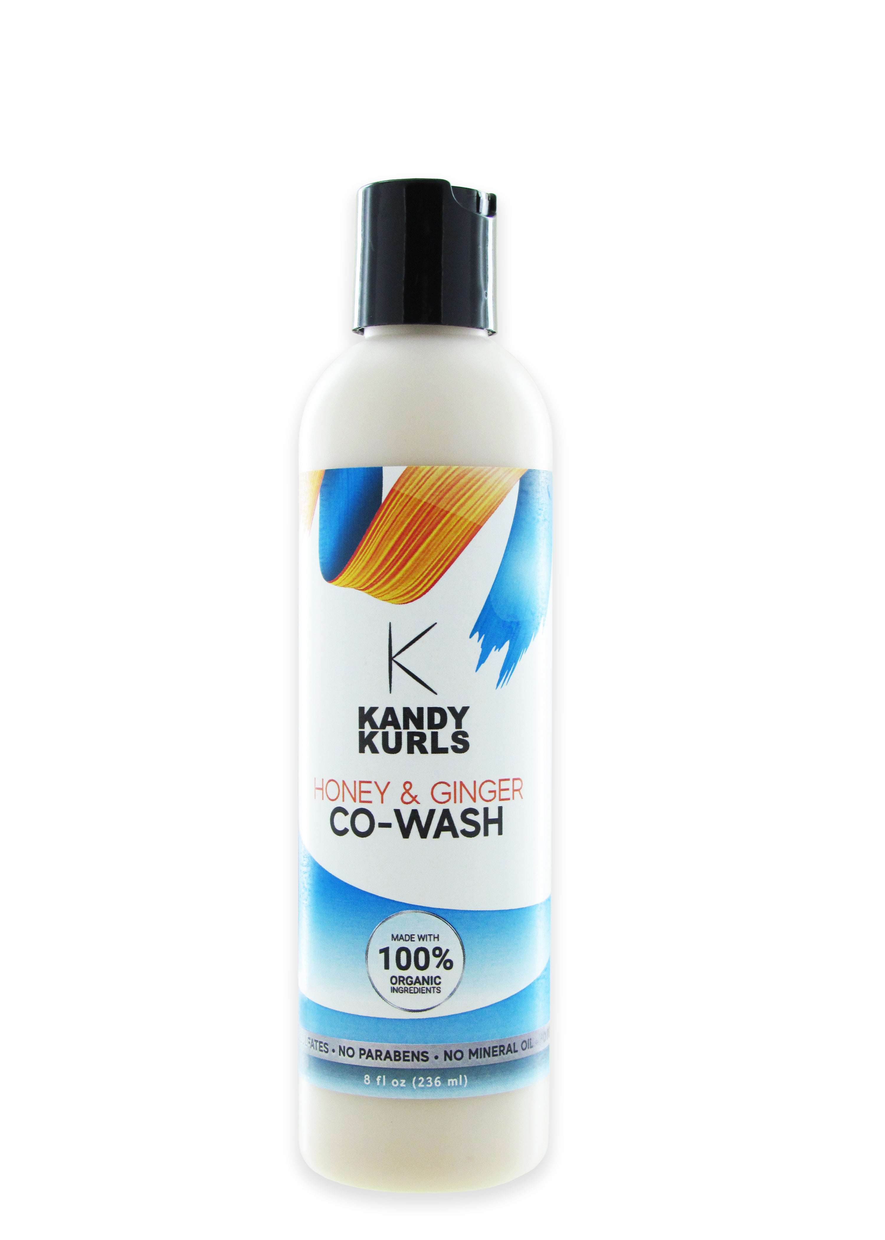 KANDY KURLS HONEY & GINGER CO-WASH