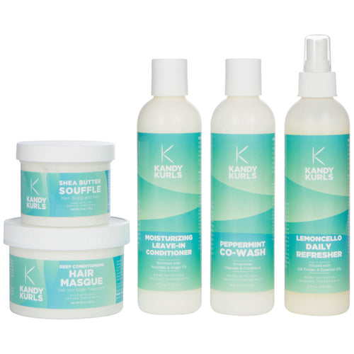 KANDY KURLS GIFT SET