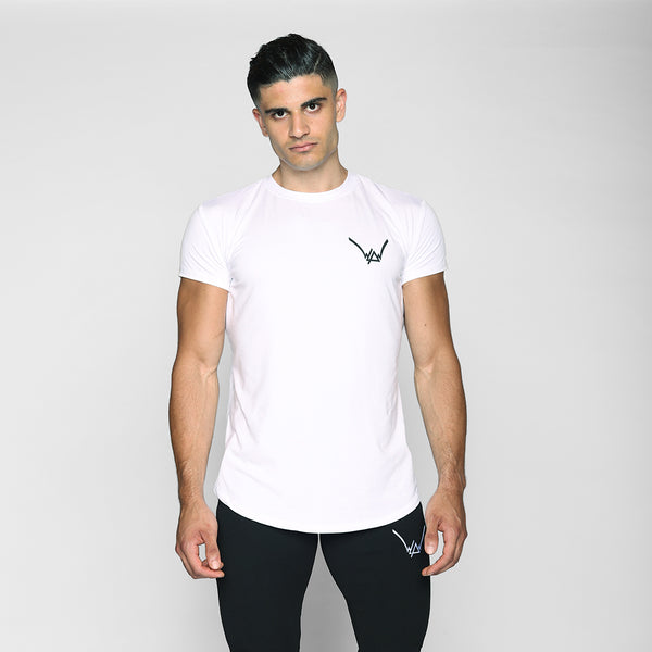 White Fitted Shirt - WDCS | Widesthetics