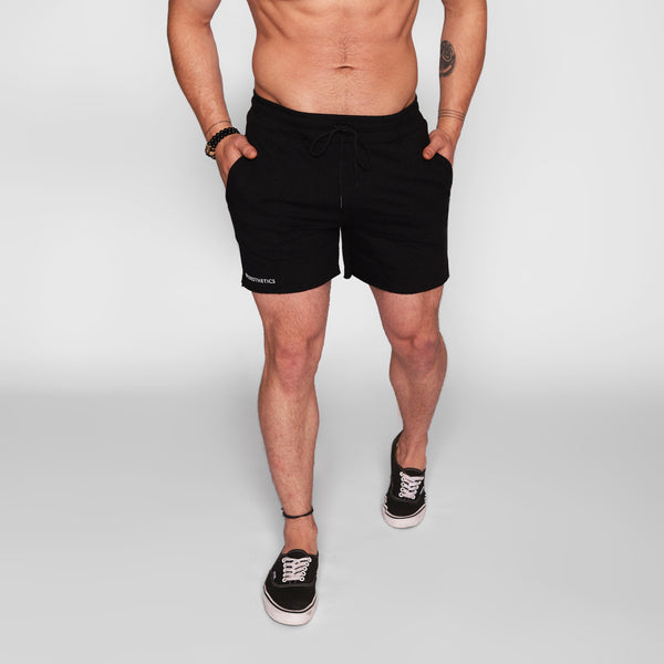 Black Men's Shorts - WDCS | Widesthetics