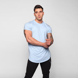 Dusty Blue Shirt - WDCS | Widesthetics