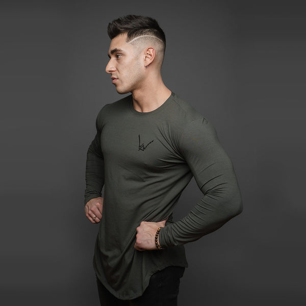 Olive Carbon LS - WDCS | Widesthetics