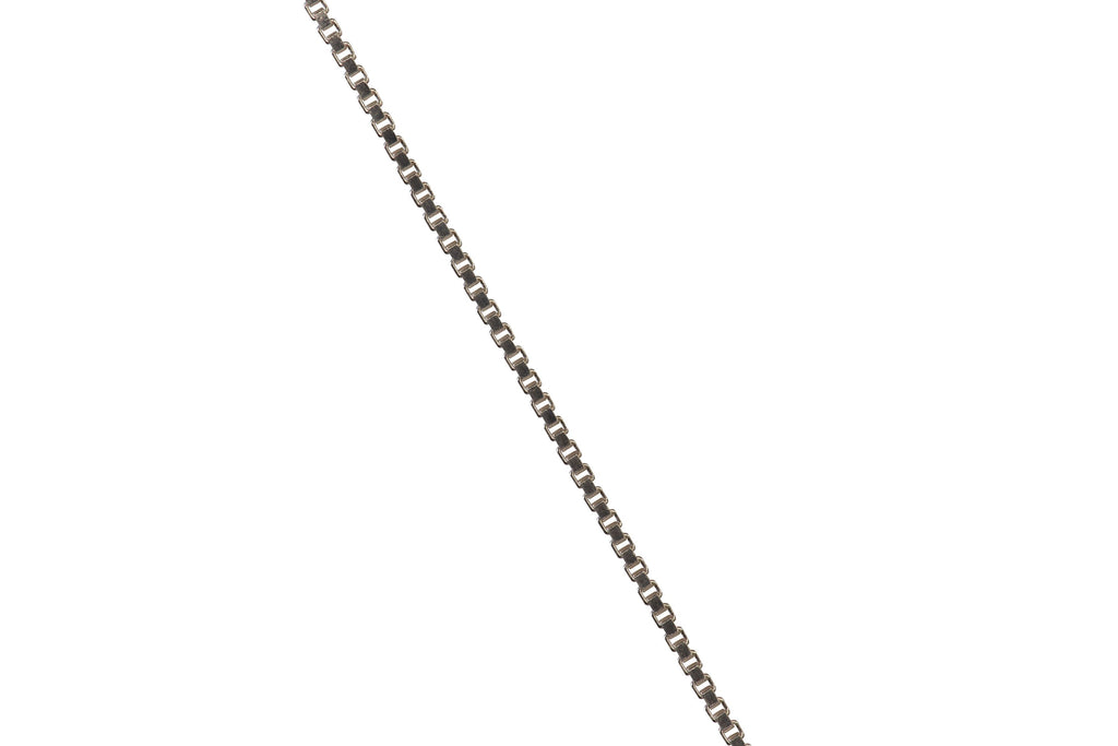 .925 Silver Box Chain - Mile End Jewelry