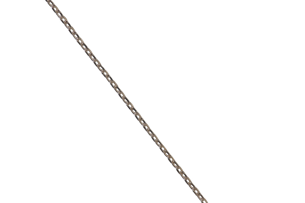 .925 Silver Diamond Cut Chain - Mile End Jewelry