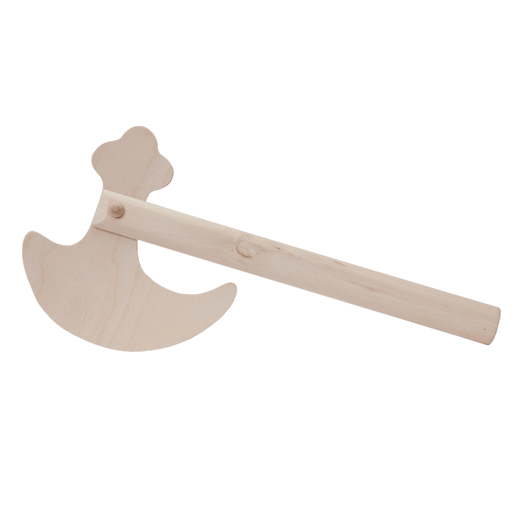 Wooden Axe - Small