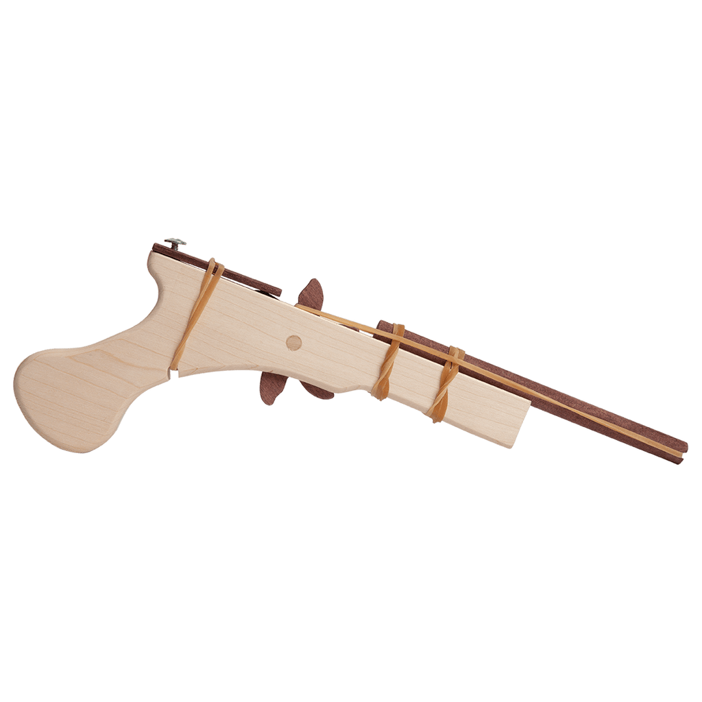 Wooden Clapping Pistol