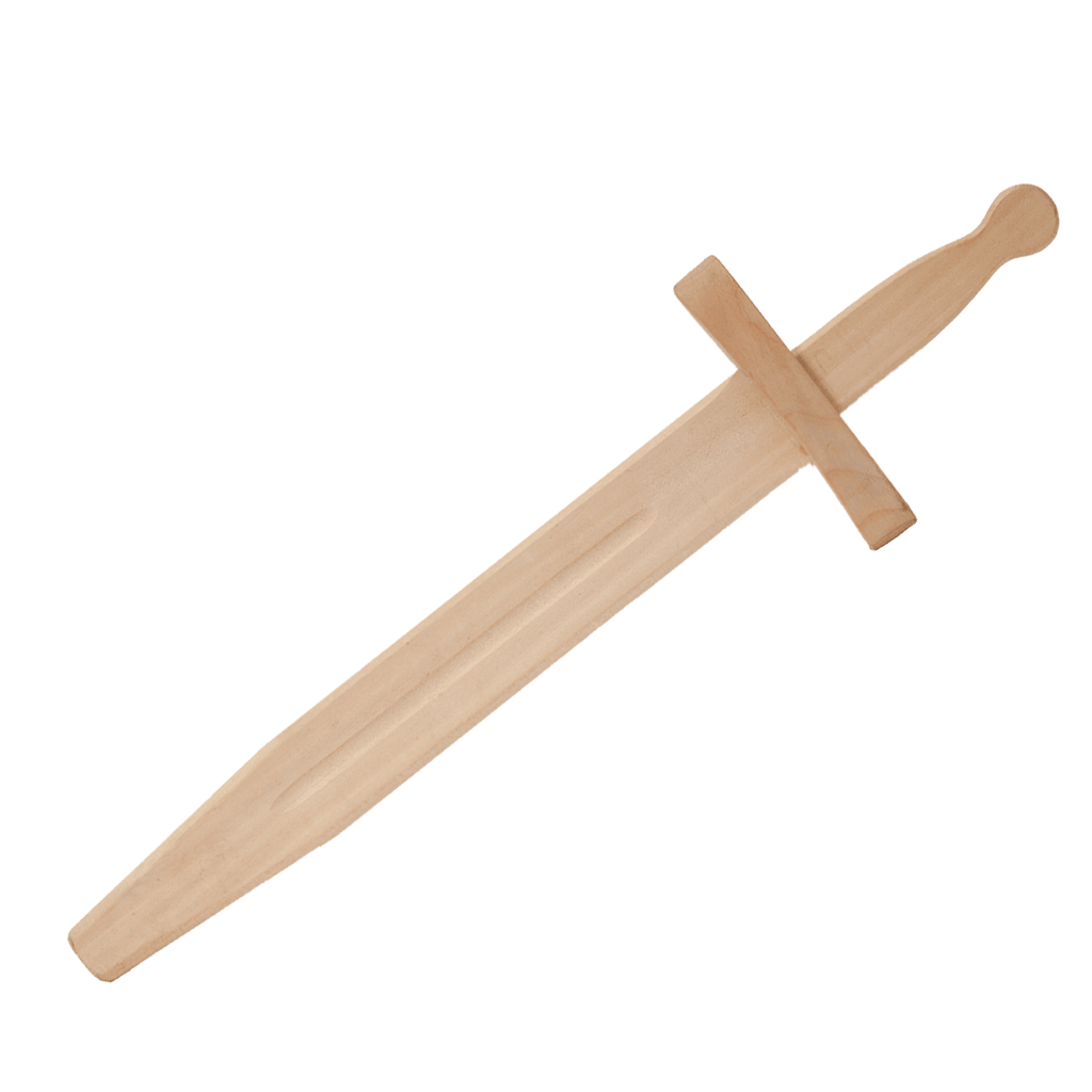 Wooden Duke Sword