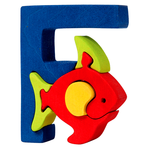 F for Fish Puzzle