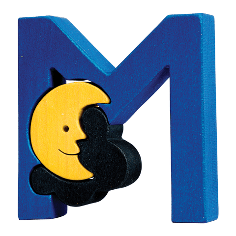 M for Moon Puzzle