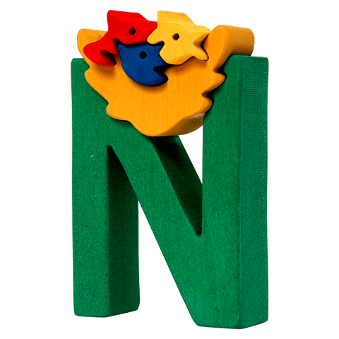 N for Nest Puzzle