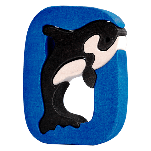 O for Orca Puzzle