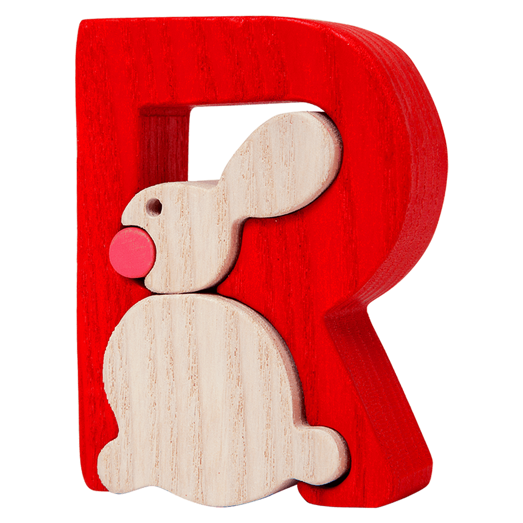 R for Rabbit Puzzle
