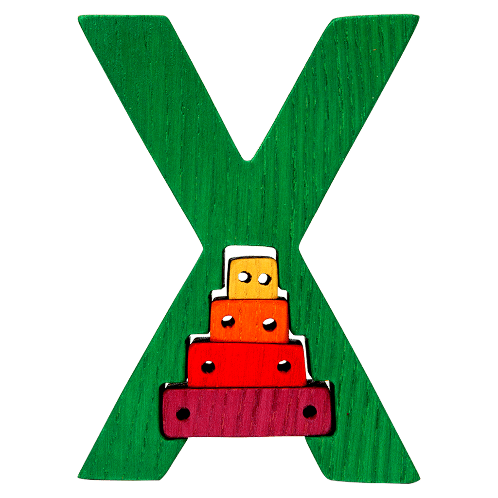 X for Xylophone Puzzle