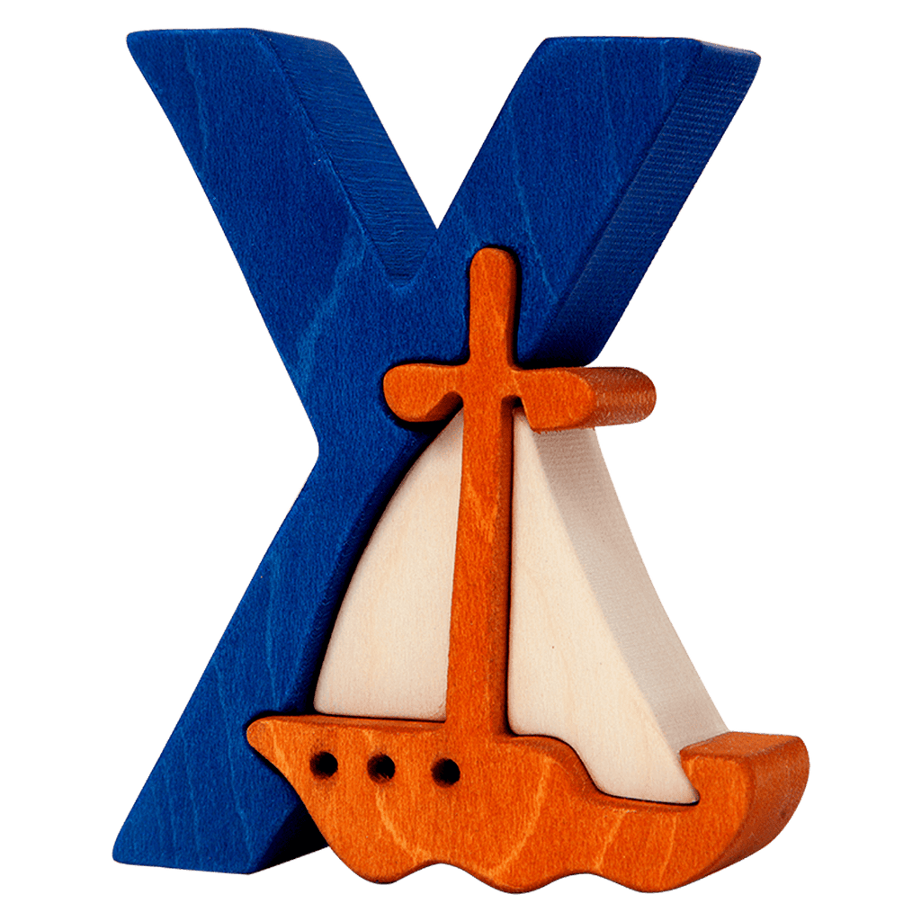 Y for Yacht Puzzle