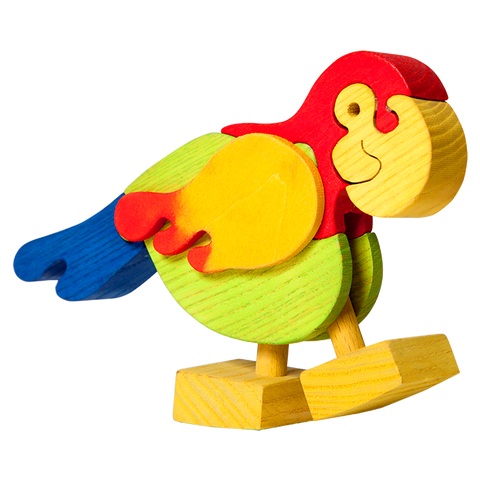 Parrot Walking Toy