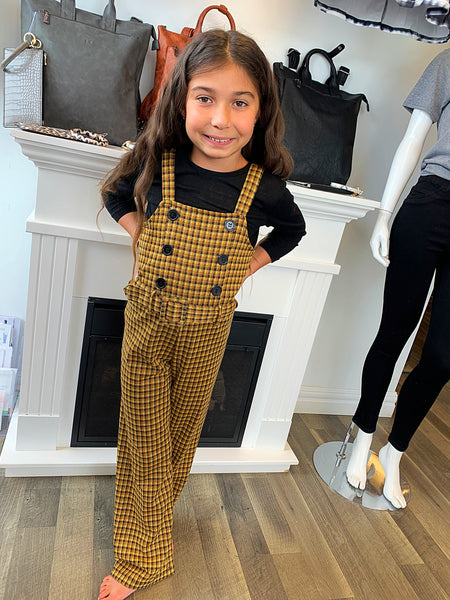 Kids Knit Jumpsuit w/Top