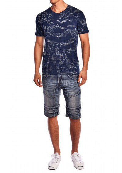 Men's Printed Top
