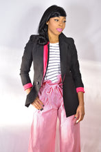 Jack Black Pink Detailed Blazer