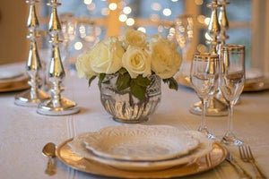 Tips To Add A Little Bling To Your Holiday Table