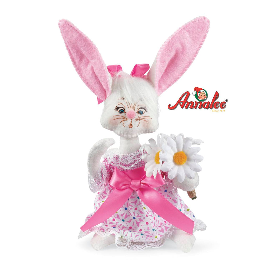 Annalee; Easter Girl Bunny by Potpourri