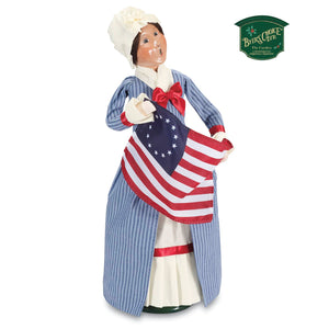 Byers Choice® Betsy Ross Figurine by Potpourri