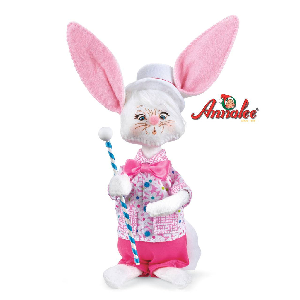 Annalee ; Easter Boy Bunny by Potpourri