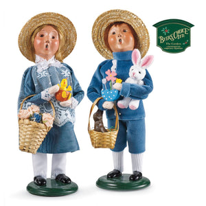 Byers Choice #174; Easter Figurine by Potpourri