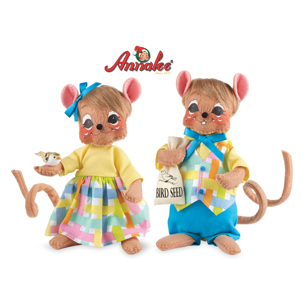 Annalee® Spring Figure Set