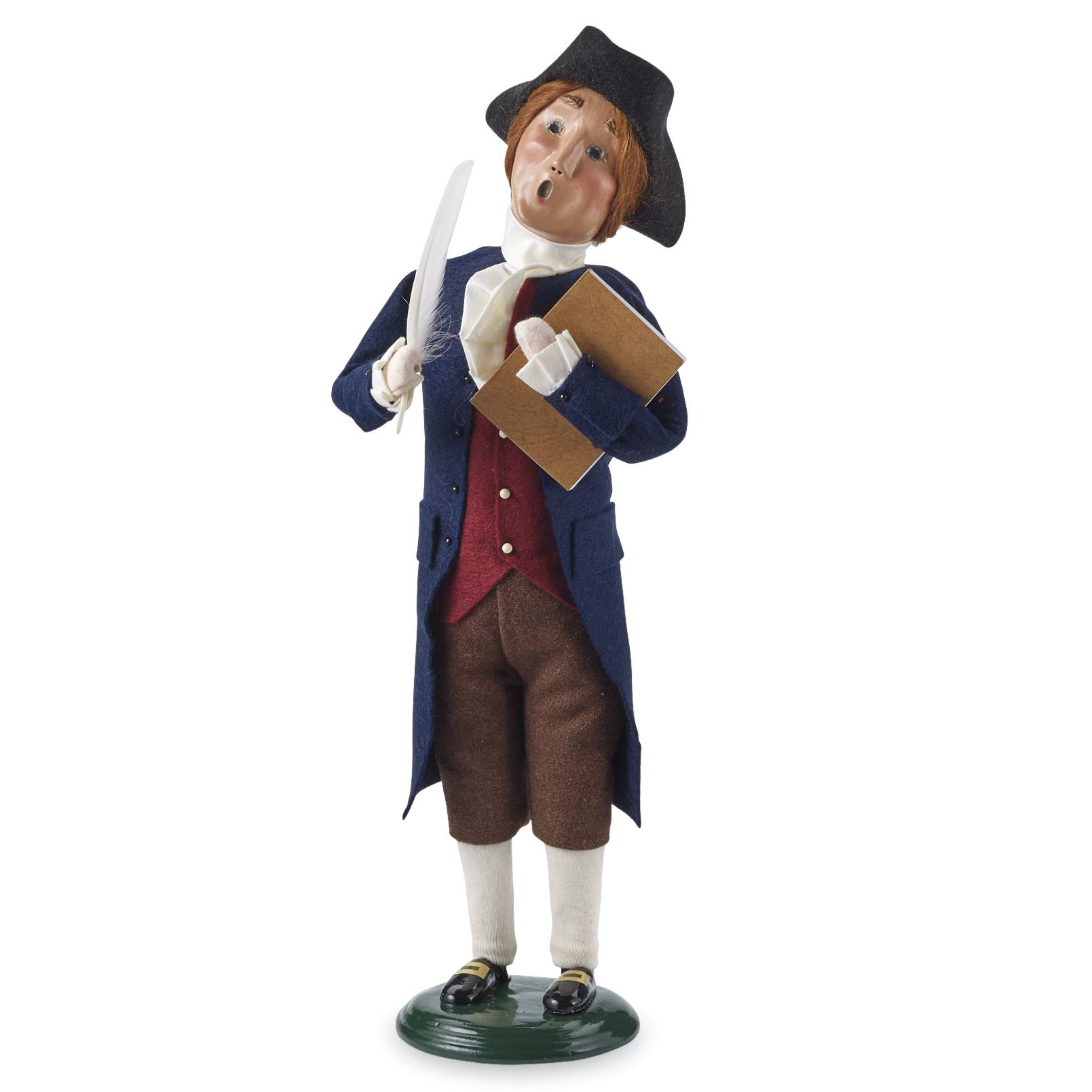 Byers Choice®Thomas Jefferson Collectible by Potpourri