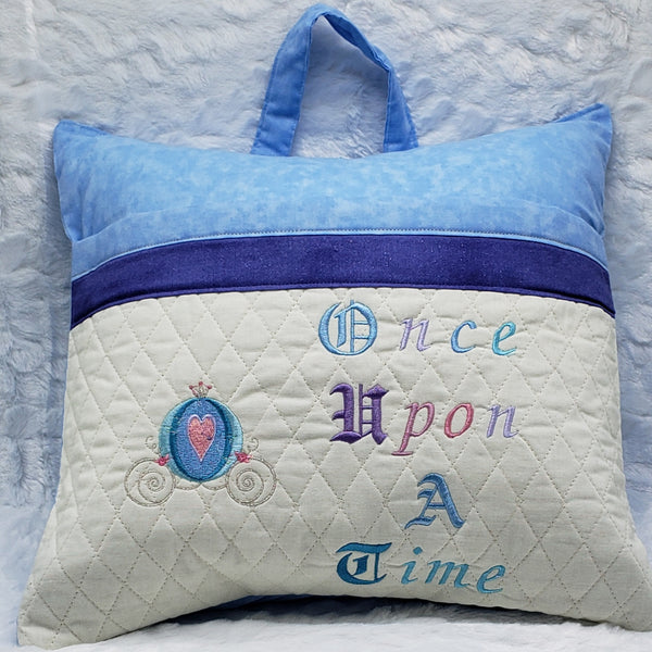 Once Upon A Time Reading Pillow