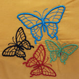 Butterfly Pocket Reading Pillow