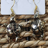 Turtle Earrings