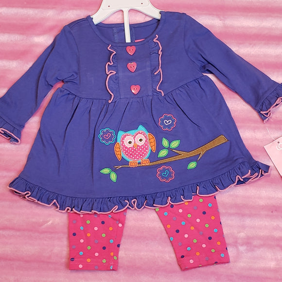 Goodlad Owl 2 pc Set