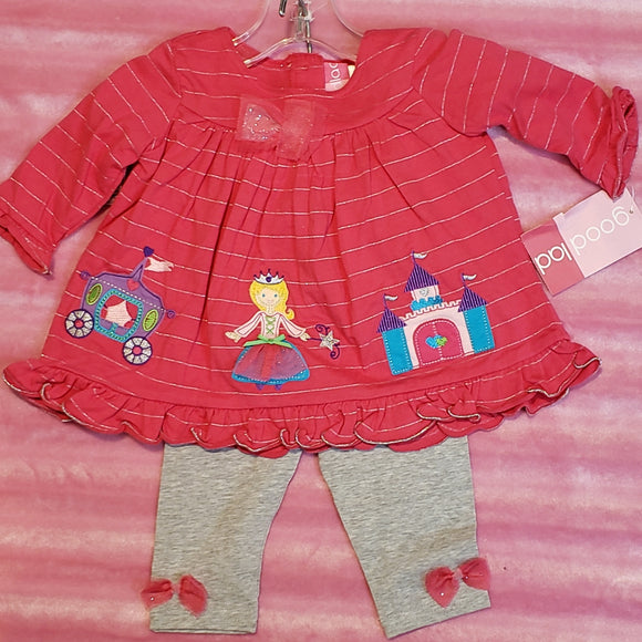 Goodlad Princess 2 pc Set