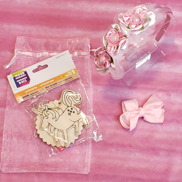 Unicorn 5 pc Gift Set