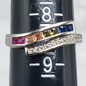 Multicolor Ring