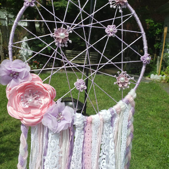 Blossom Dream Catcher