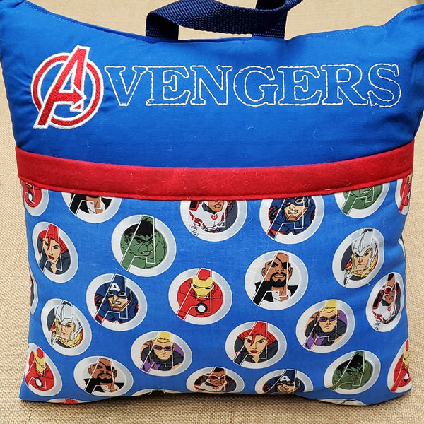 Avengers Pocket Reading Pillow