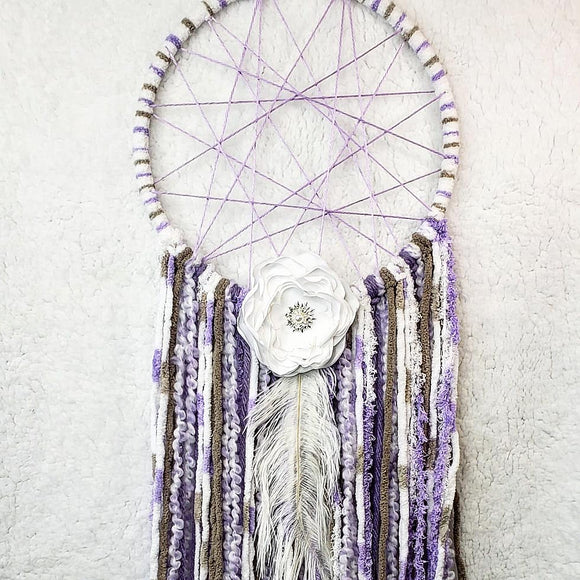 Lullaby Dream Catcher
