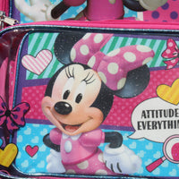 Minnie Mouse Backpack