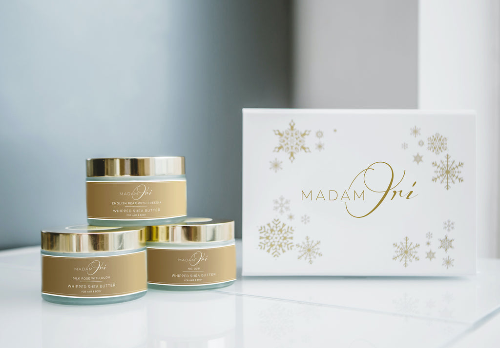 Madam Ori Whipped Body Butter Christmas Gift Box Collection