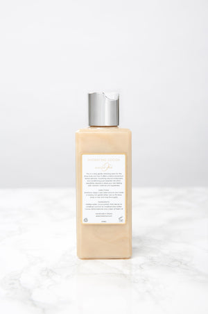 Madam Ori African Black Soap and Body Wash - Hydrating Cocoa