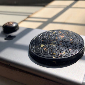 Orgonite Cell Phone Stickers